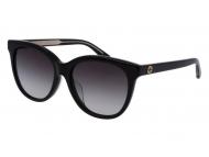 Gafas de sol Ovalado - Gucci GG0081SK-001