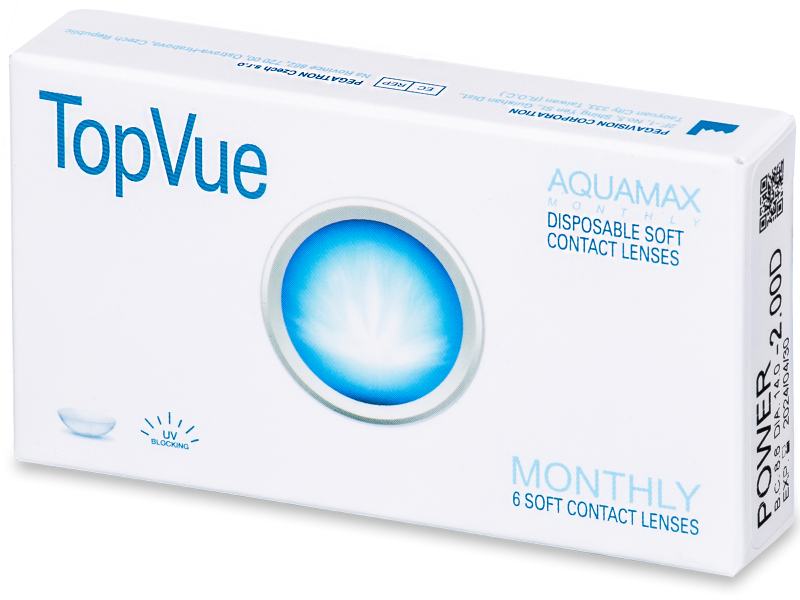 TopVue Monthly (6 lentillas)