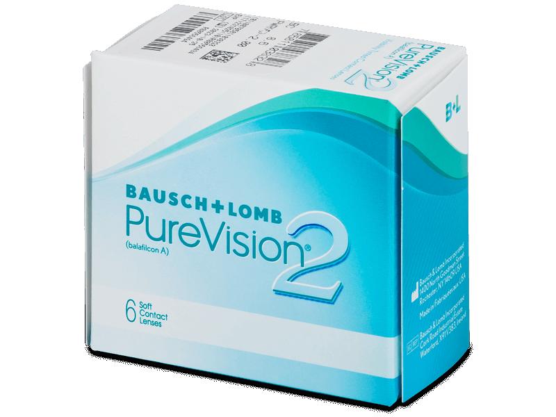 PureVision 2 (6lentillas) - Lentes de contacto mensuales