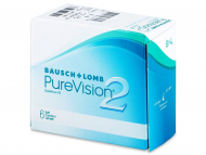 Lentillas Bausch and Lomb - PureVision 2 (6 lentillas)