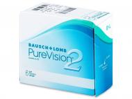 Lentillas Mensuales - PureVision 2 (6lentillas)