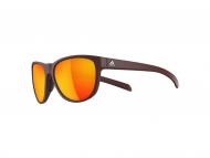 Gafas de sol Cuadrada - Adidas A425 00 6058 WILDCHARGE